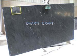 Soapstone slab black in color for building countertops