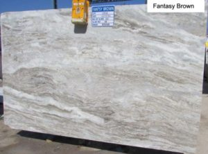 marble slab Indian Marble fantasy brown vein pattern with brown, grey white