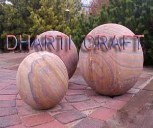 Decorative Stone Balls