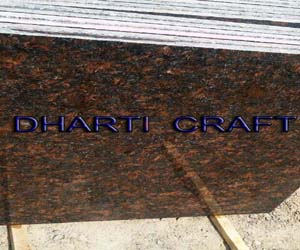 Tan Brown Granite Tiles India