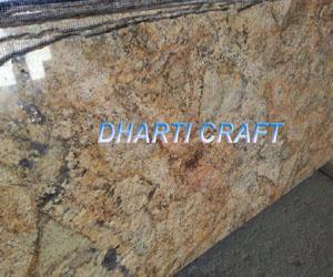 New Granite Asparus Yellow