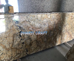 New Granite Asparus Yellow